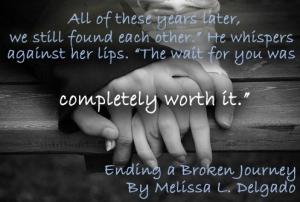 Ending a Broken Journey by Melissa L Delgado_Excerpt Pic B