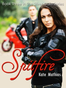 Spitfire by Kate Mathias Book Cover